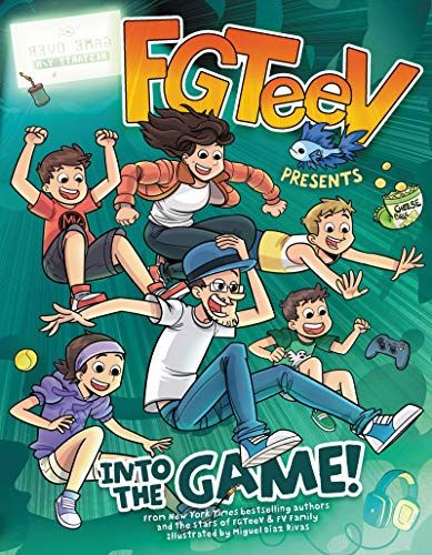 FGTeeV Presents: Into the Game! - Paperback