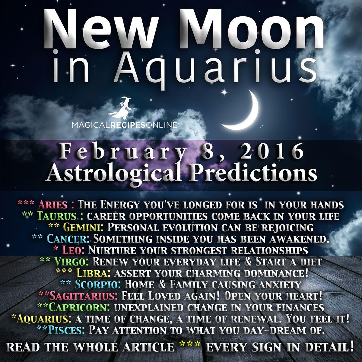 february 8 moon horoscope