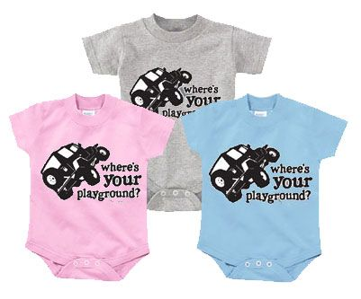 All Things Jeep Where S Your Playground Wrangler Infant