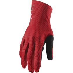 Photo of Thor Agile Motocross Gloves Black Red M