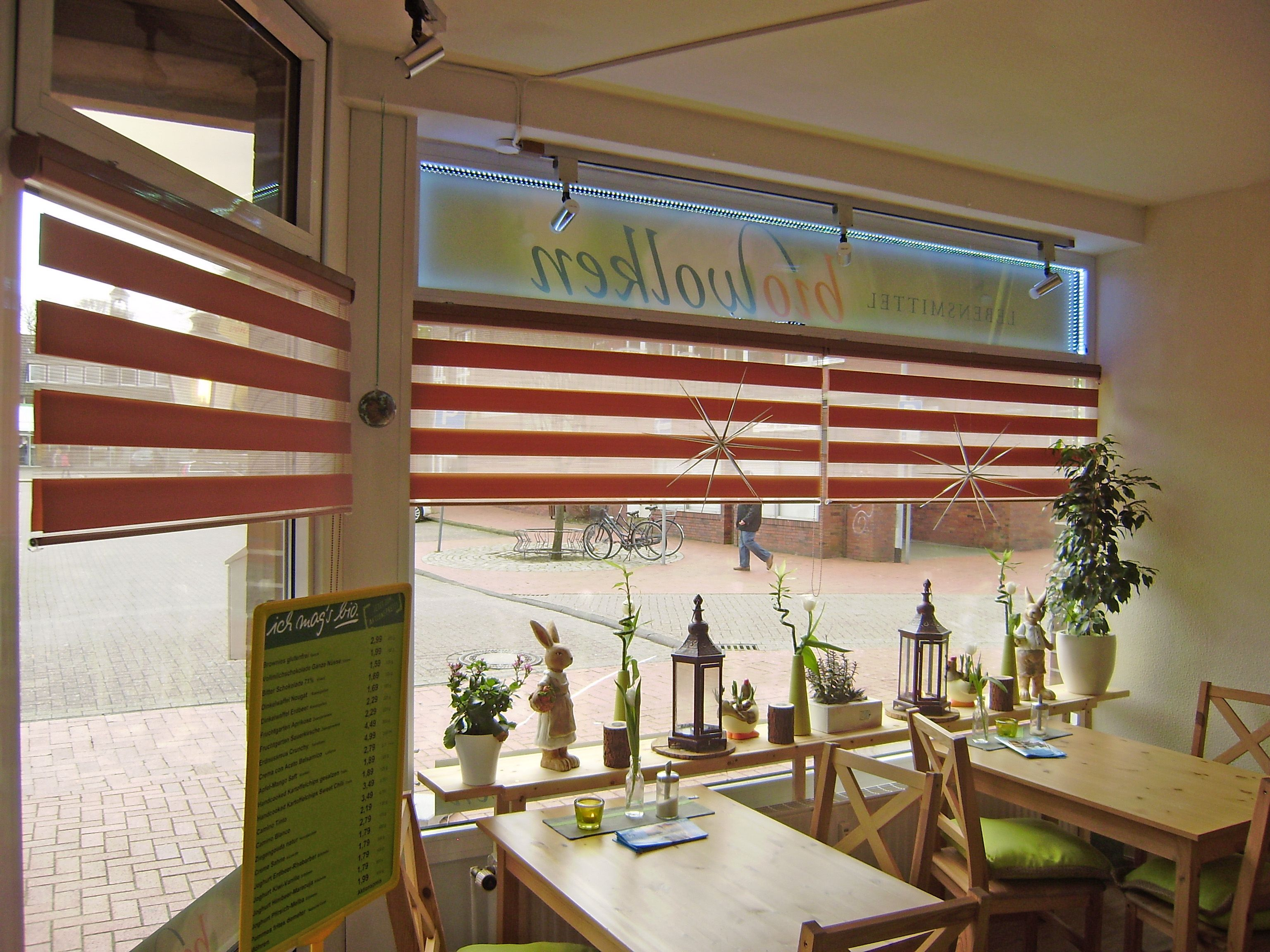 #rollo #restaurant #imbiss #deko Macht Euer Zuhause schöner mit unseren Rollos.