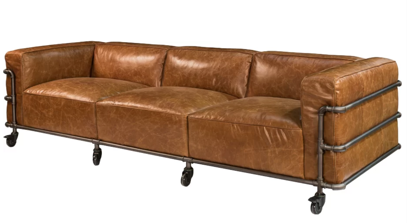 Pin By Perigold On Worldly Collector Leather Sofa Best Leather