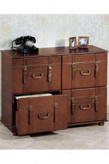 Drawers For Your Leather Suitcase Paper Organization Filing Cabinet Suitcases Home