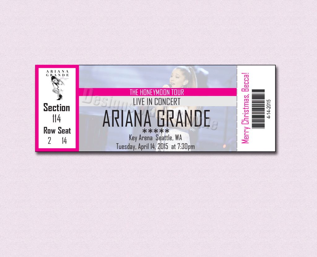 ariana grande meet and greet tickets cost