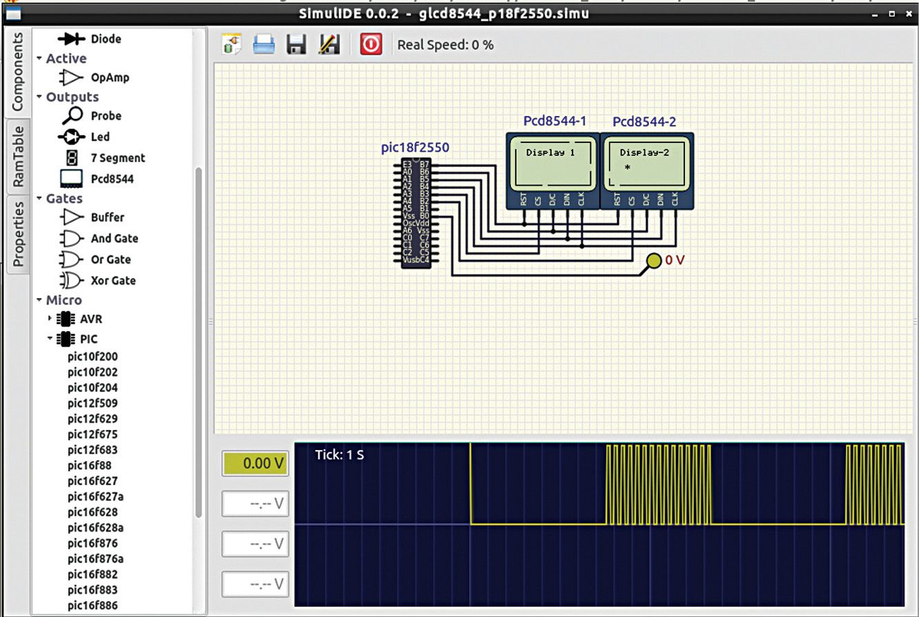 Simulide For Simulating Electronic Circuits Arduino Pinterest Circuit Simulator Online Is A Real Time It Simple Tool Intended Advance Learning And Lets You Enjoy The Experience As Well