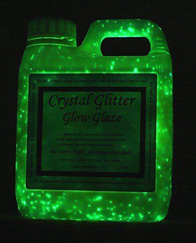 Crystal Glitter Glow Glaze, wall paint, glow in the dark ... https://www.amazon.co.uk/dp/B01GK765D2/ref=cm_sw_r_pi_dp_x_dIeZxbHC6TRNF