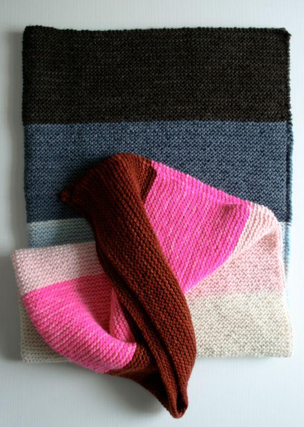 Super Easy Lap Blanket By Thepurlbee Blanket Knitting Knitting