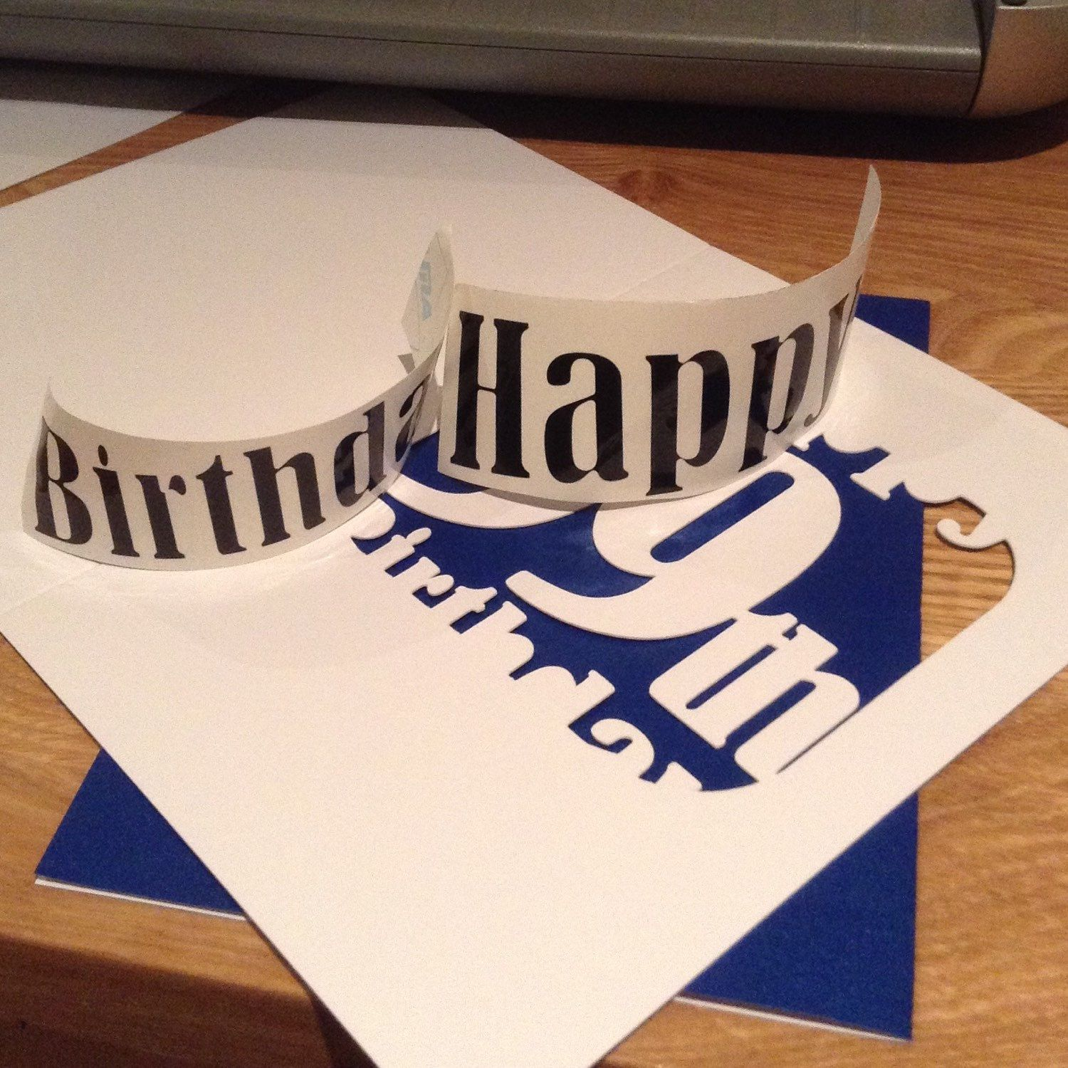 Creating Custom Birthday Cards Is My Favourite Thing I Love Seeing