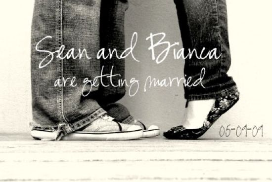Because Im pretty short I thought it was a cute future idea for my special day. Save The Date Ideas