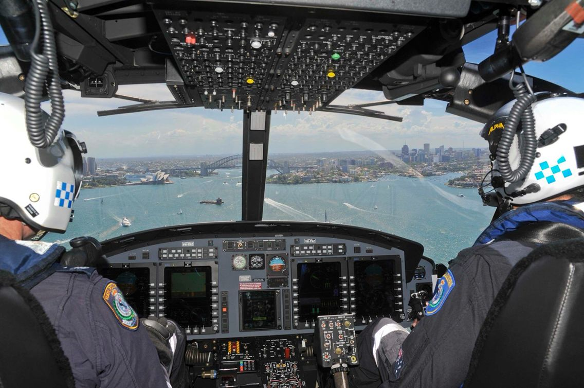 PolAir - NSW Police Force Airwing | Police | Police