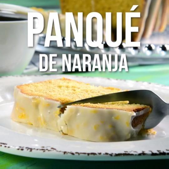 Video de Panqué de Naranja
