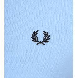 Photo of Sun68 Poloshirt Small Stripe Blau Sfsuitable.de