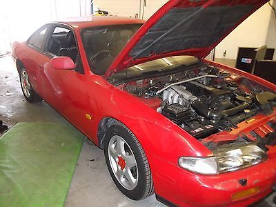 Ebay Nissan Drift Car Project Carparts Carrepair