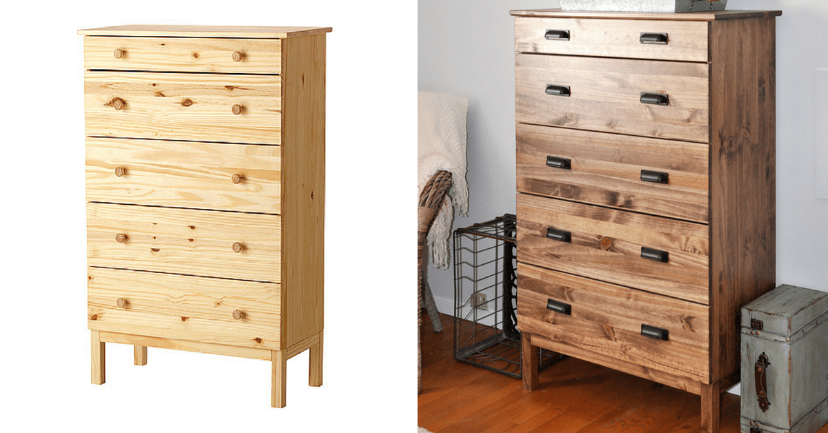 The 15 Best Ikea Hacks You Have To Try In 2020 Ikea Furniture Hacks Shabby Chic Furniture Best Ikea