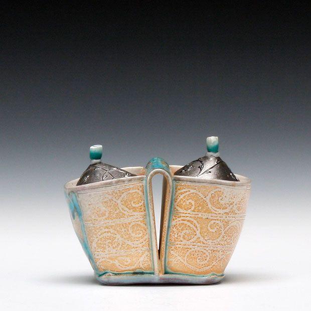 Schaller Gallery : Exhibition : Julia Galloway : Small Salt & Pepper