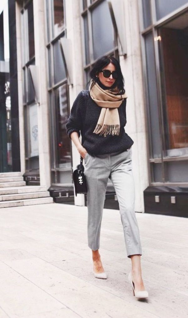 Work Outfits To Wear This Fall