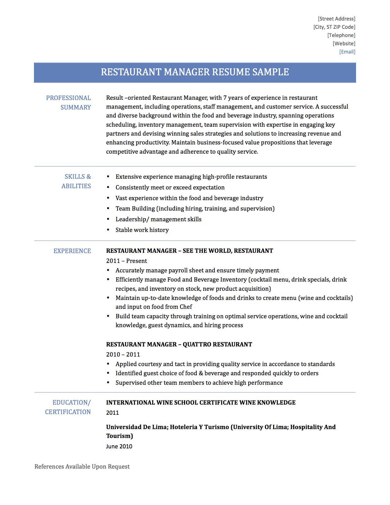 sample resume for sap hr end user