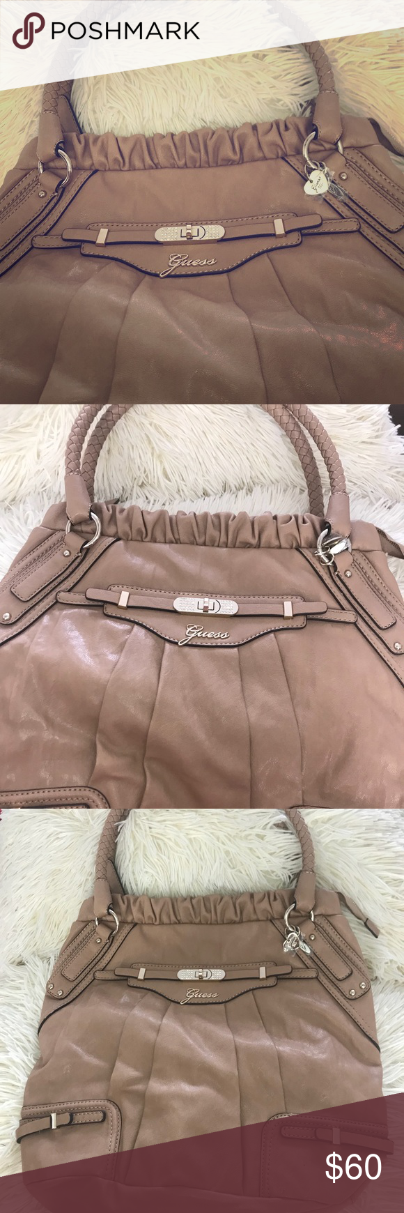 Spotted while shopping on Poshmark  Guess Handbag!  poshmark  fashion   shopping  style  Guess  Handbags 05b5d7c9b5