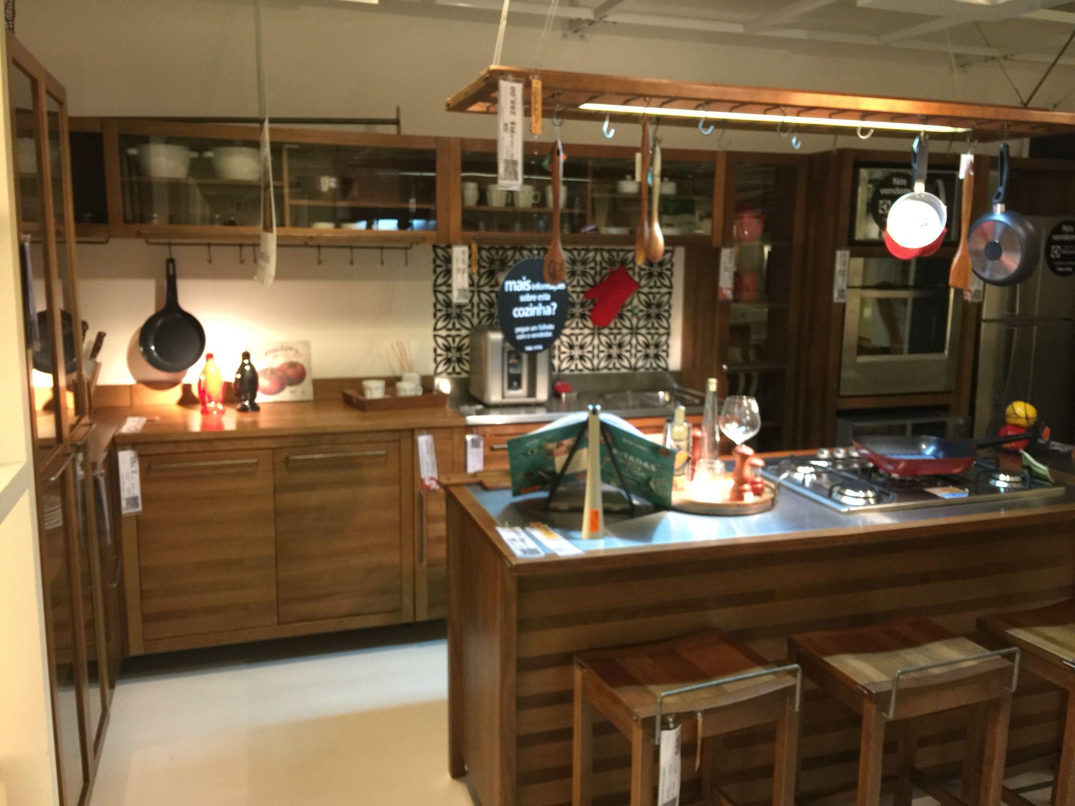 Inspira O Cozinha Rustica Tok Stok Cozinha Pinterest