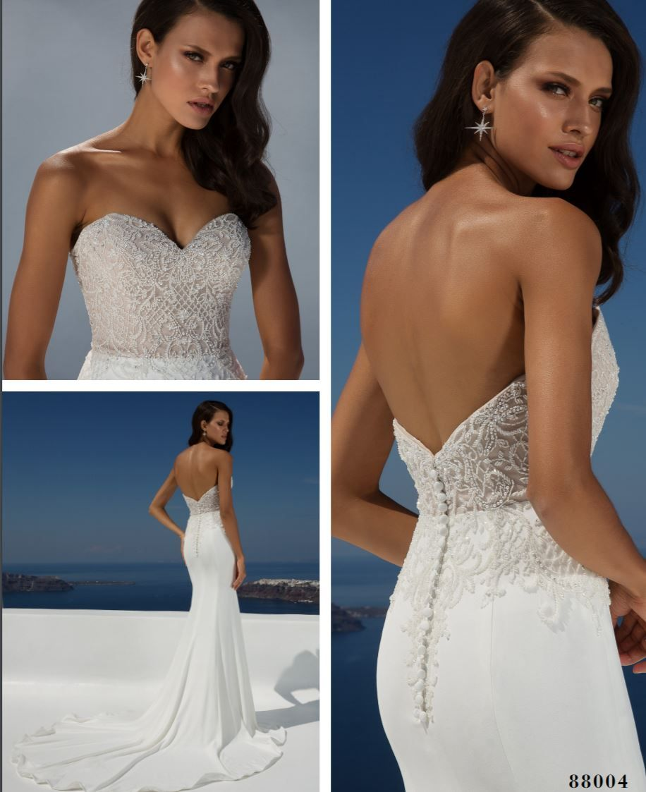 Justin Alexander 880044 Sophisticated Wedding Dresses Wedding