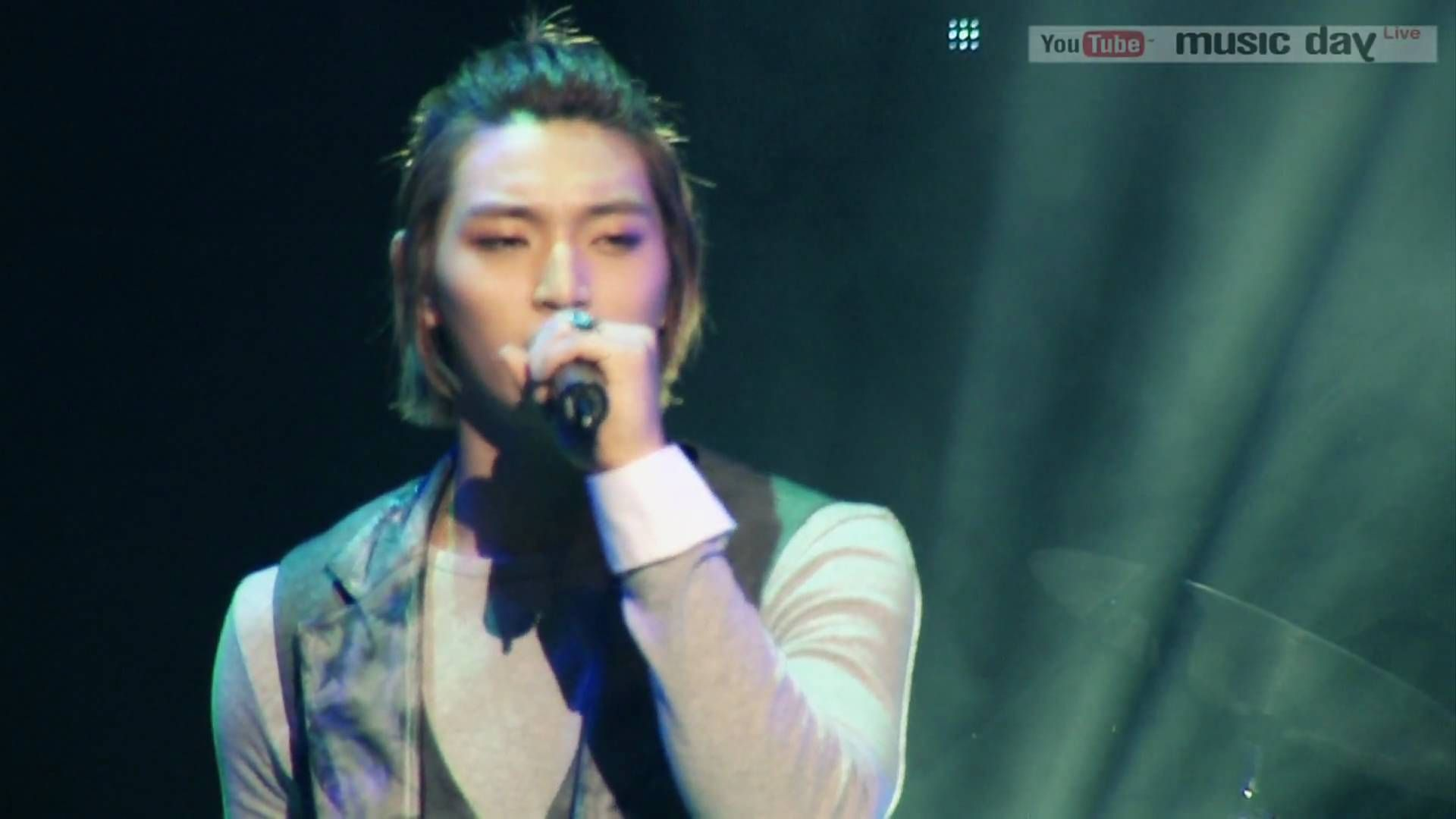 YoutubeMusicDay_2AM_죽어도 못 보내_Can't Let You Go Even if I Die