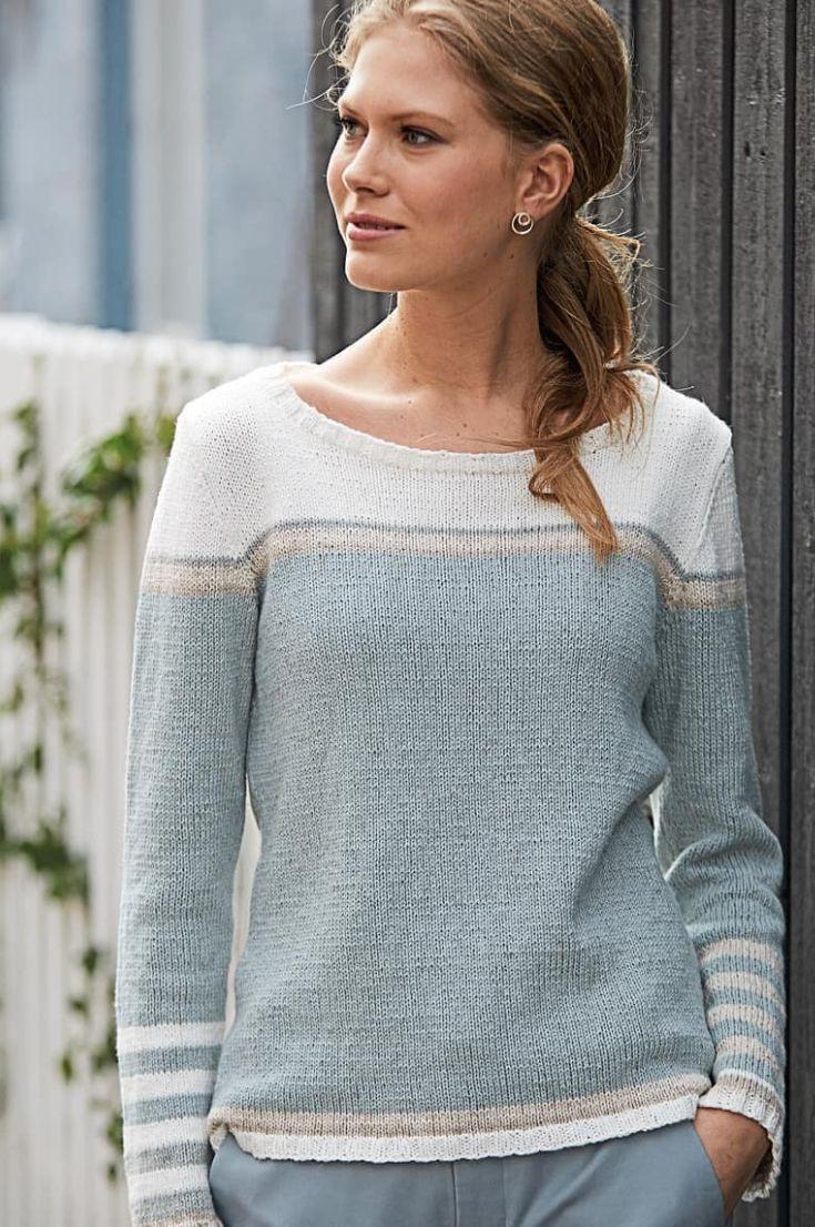 Crochet Spring Sweatshirt; Free Crochet Sweatshirt Patterns for Easy Spring Style New 2019 - ...