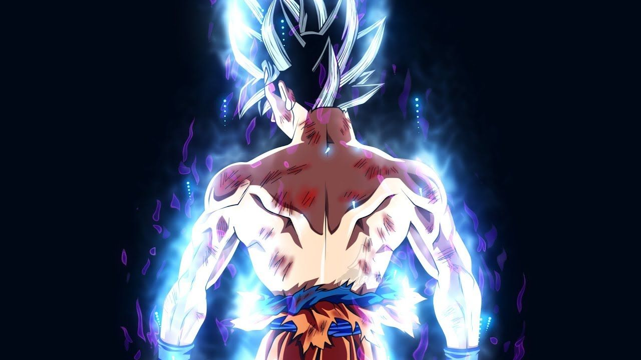 Ultra Instinct Aura In After Effects Trapcode Particular Tutorial Aura Instinct After Effects