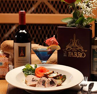 Il Farro Wonderful Italian Restaurant In Newport Beach Dine Restaurants Pinterest And