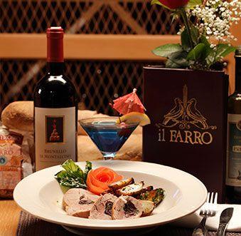 Il Farro Wonderful Italian Restaurant In Newport Beach Dine