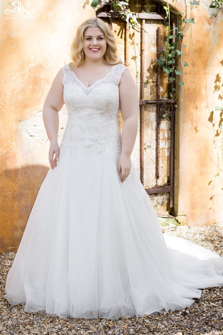 600068bbca1 Brand  Glamour Plus Collection Style  Estella Style Code  5938T Fabrics   Lace  Tulle Colors available  Ivory Back opening options  Lace Up Zipper  Sizing  US ...