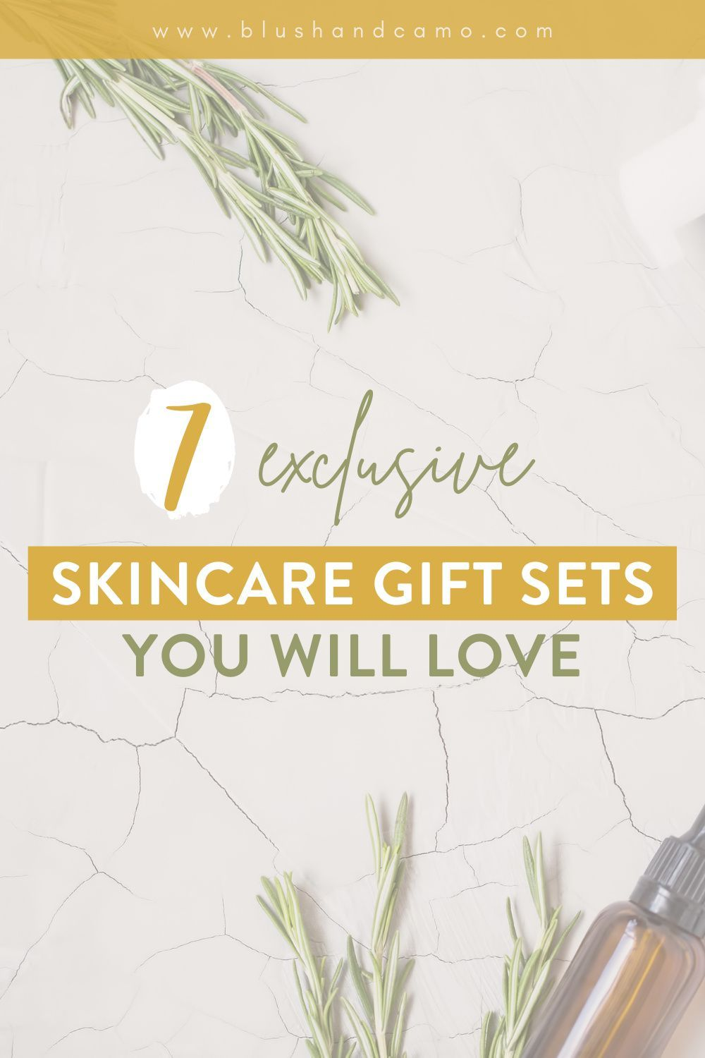 Is-7 2021 Christmas Camo 7 Exclusive Skincare Gift Sets You Ll Love Blush Camo In 2021 Skin Care Gifts Skincare Gift Set Skin Care