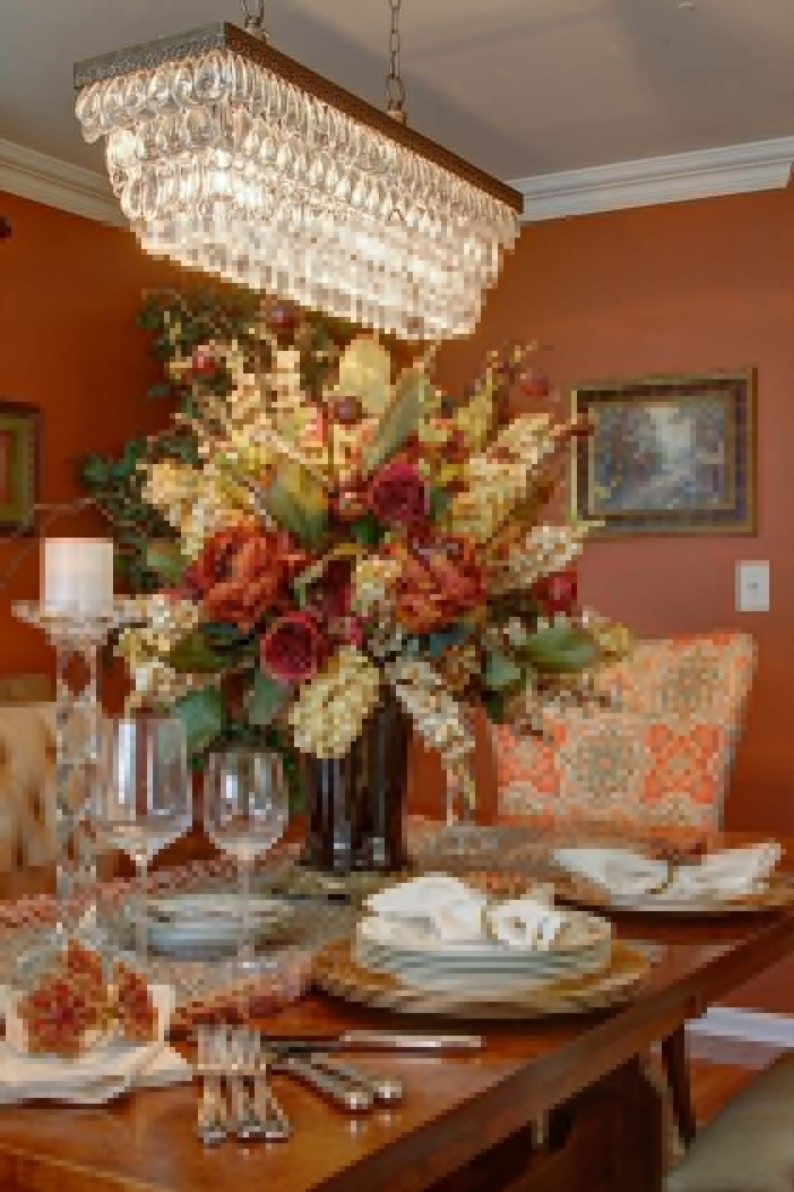 Dining Table Centerpiece Ideas Formal And Unique Table Centerpiece Table Floral Arrangements Dining Room Table