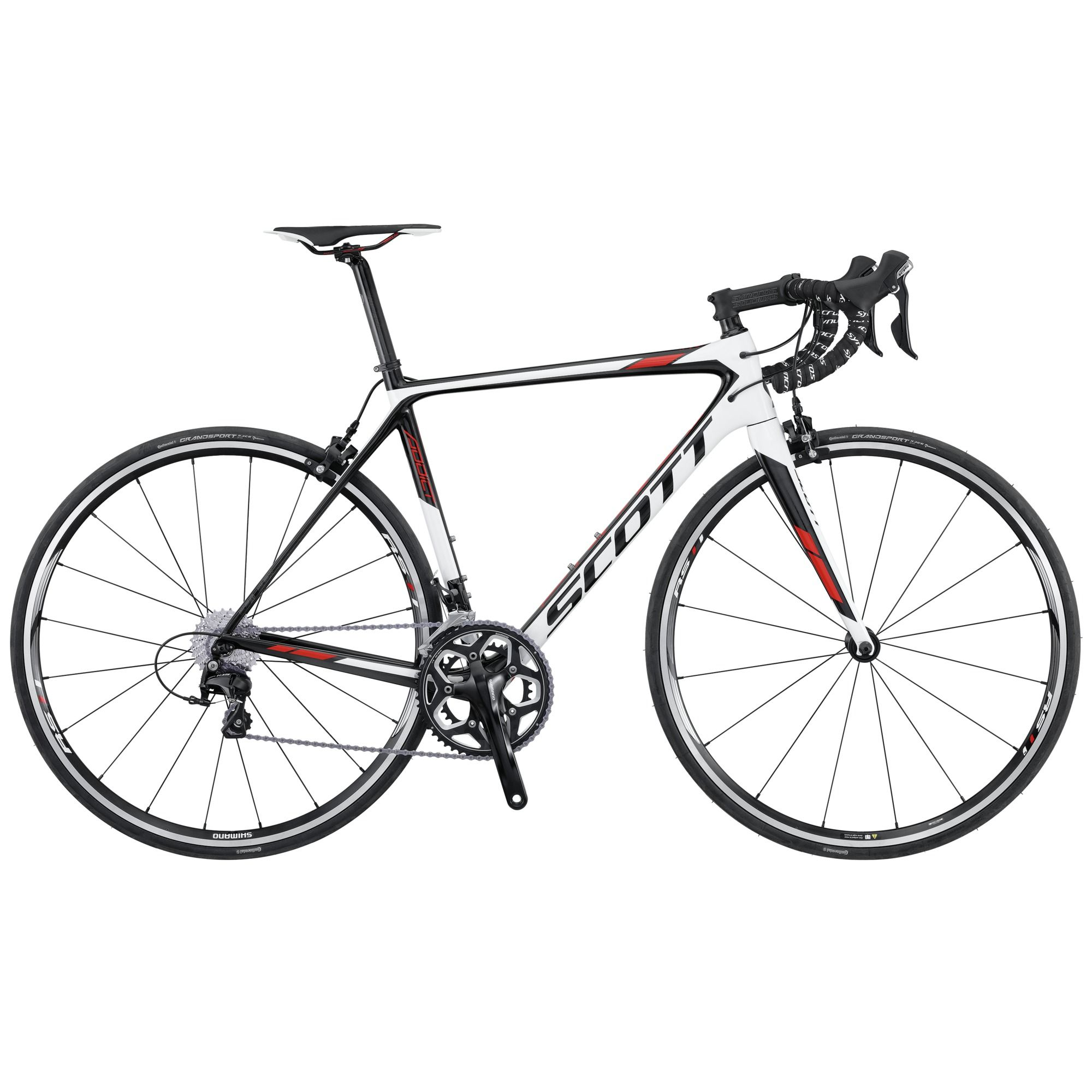SCOTT Sports SCOTT Addict 30 Bike Bicicletas legais