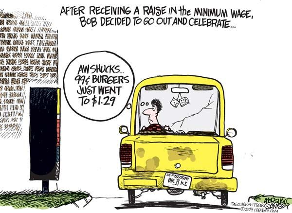 The Problem With Minimum Wage