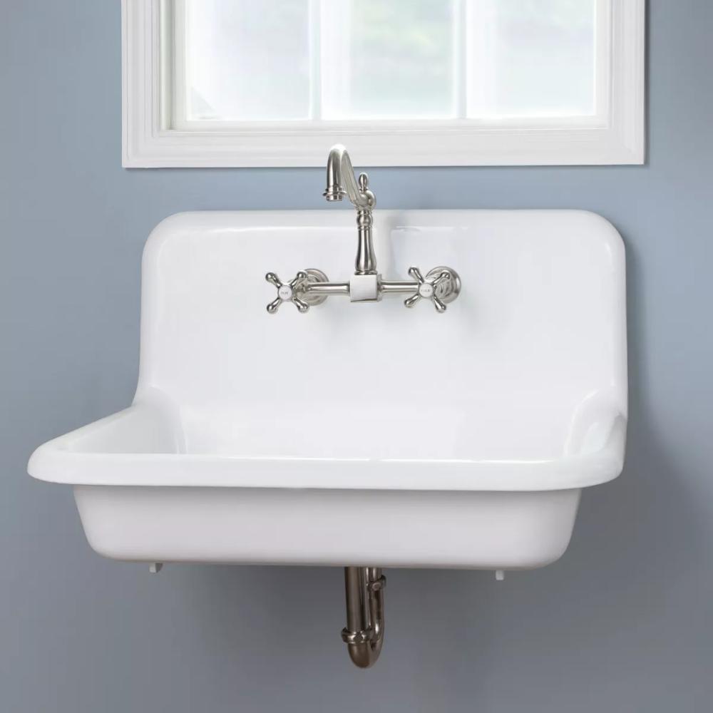 34++ 24 inch cast iron high back farm sink ideas
