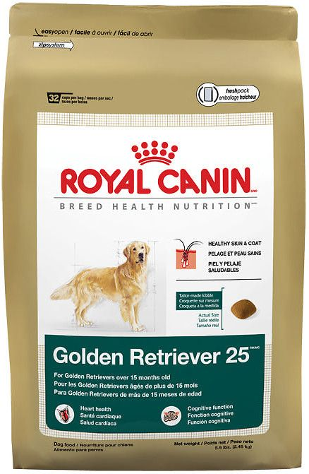 Royal Canin Breed Health Nutrition Golden Retriever Loaf In Sauce