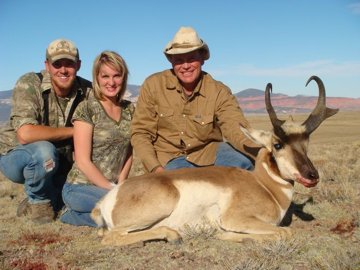 Utah antelope hunting is a bit of a sleeper. This Outfitter offers an excellent…