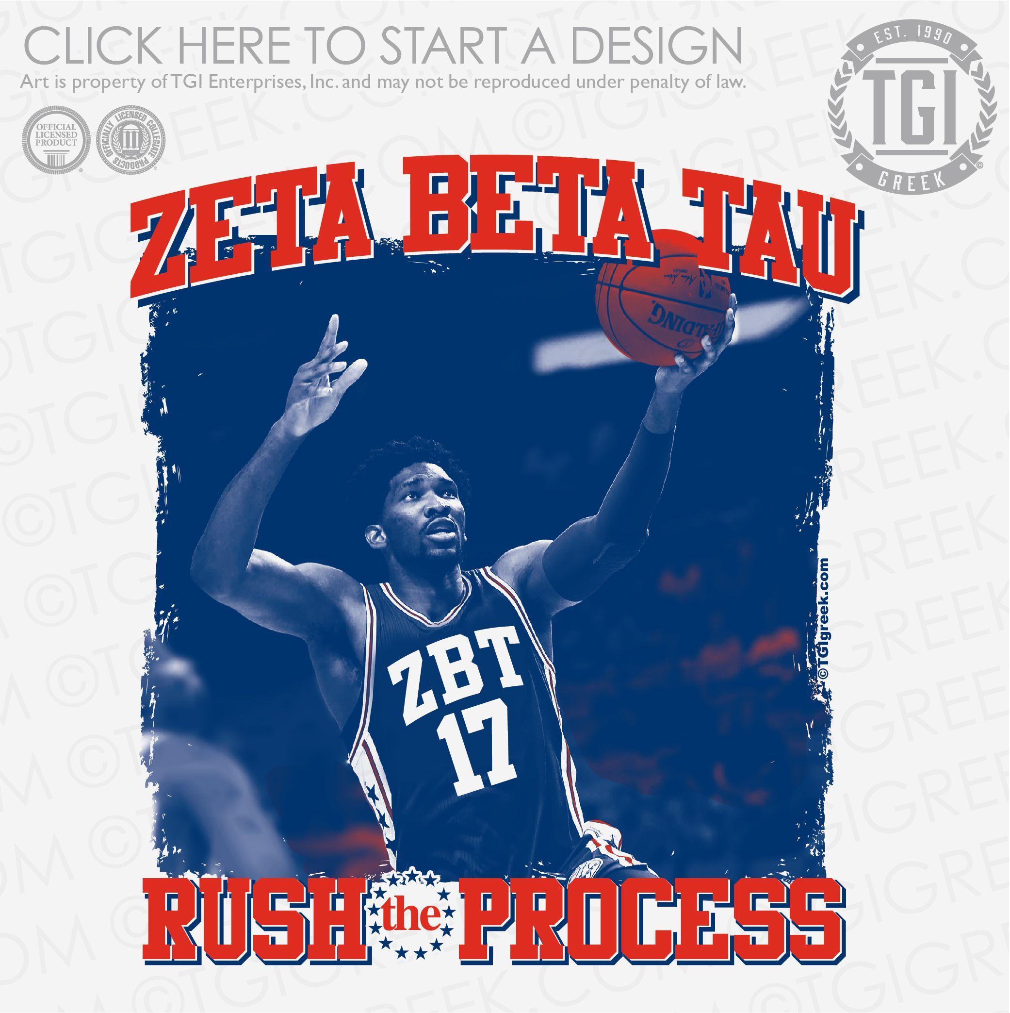 Zeta Beta Tau Zbt Fall Rush Rush Shirt Tgi Greek Greek