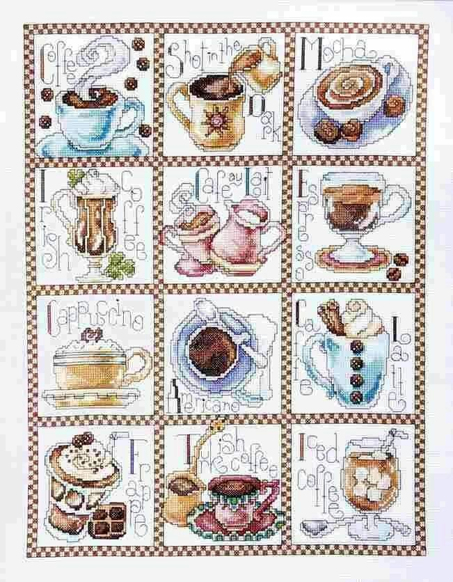Sampler Coffee completo