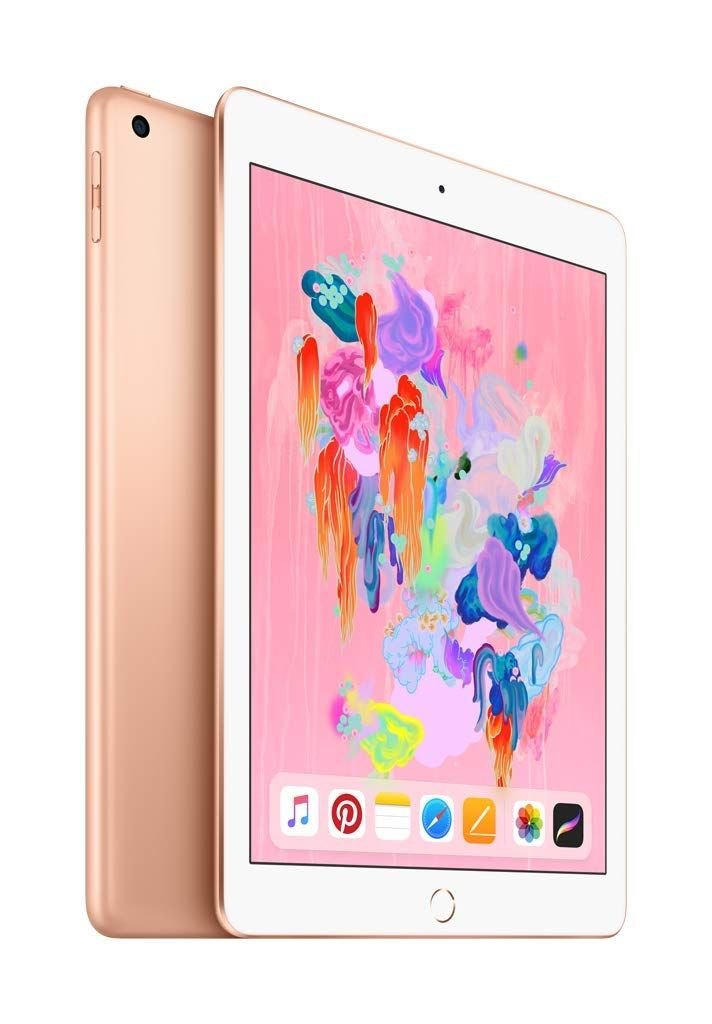 Apple Ipad Wi Fi 128gb Gold Latest Model New Apple Ipad Ipad 32gb Apple Ipad
