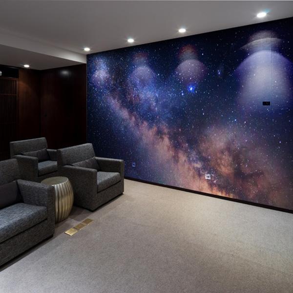 Kp 0112 Milky Way リフォーム 壁紙 デザイン 壁紙