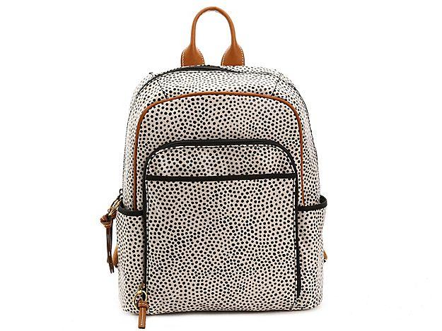 c28bb94f7f7 Women Keyper Backpack -Black/White Polka Dot | Products | Backpacks ...