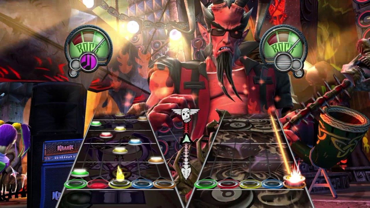Guitar Hero Iii Legends Of Rock Carrer Mode 8 5 Guitar