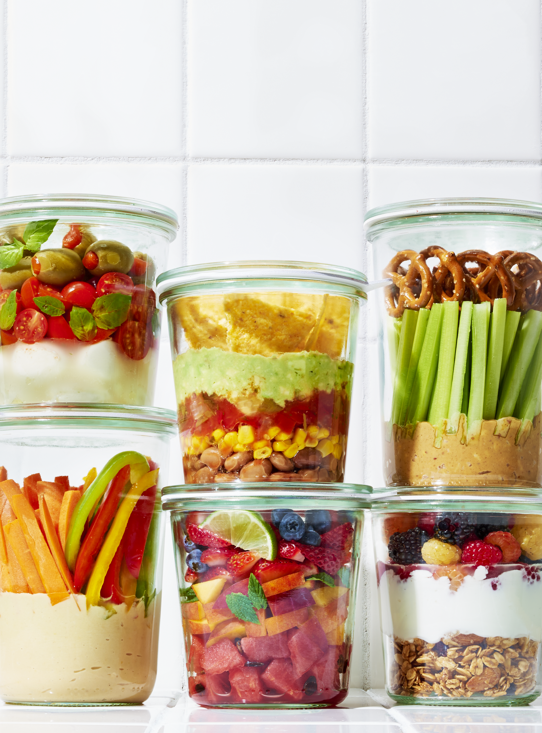 I Ate Food In Jars For A Week – & Everyone Was Jea