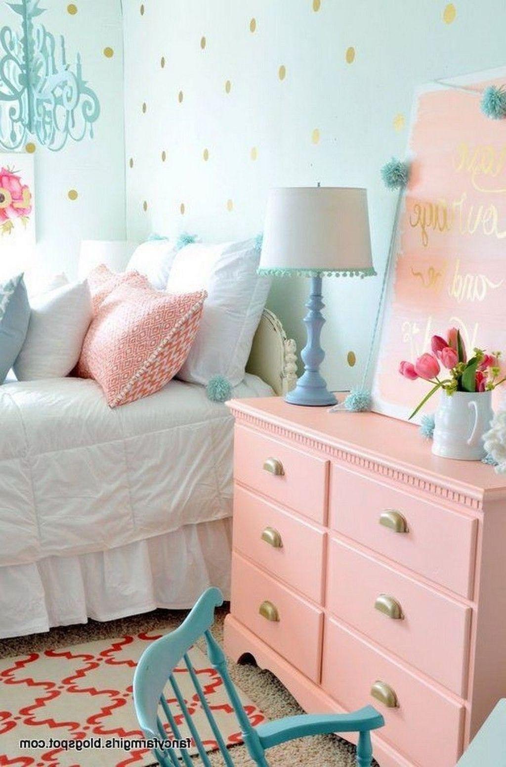 20+ Moderne Farbenfrohen Schlafzimmer DekoIdeen Für
