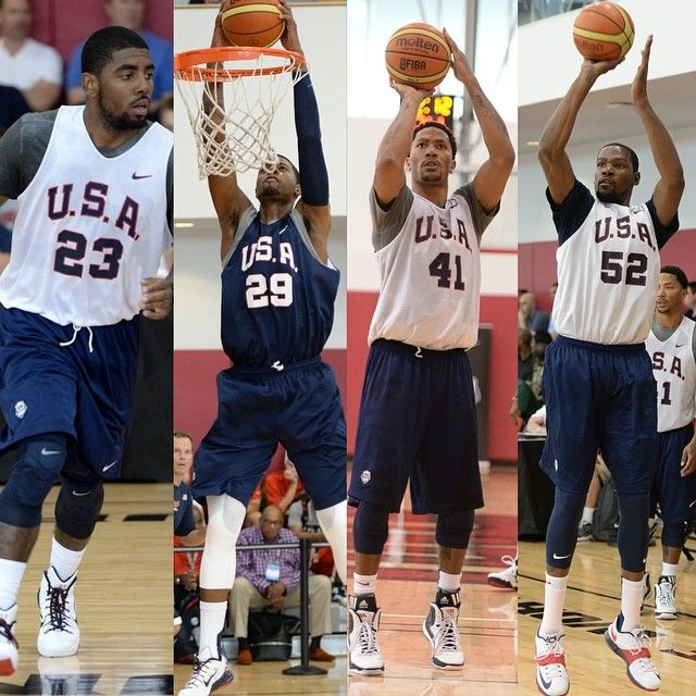 The journey to #Spain2014 continues tonight at 9pm/et on @espn with the @usabasketball showcase!