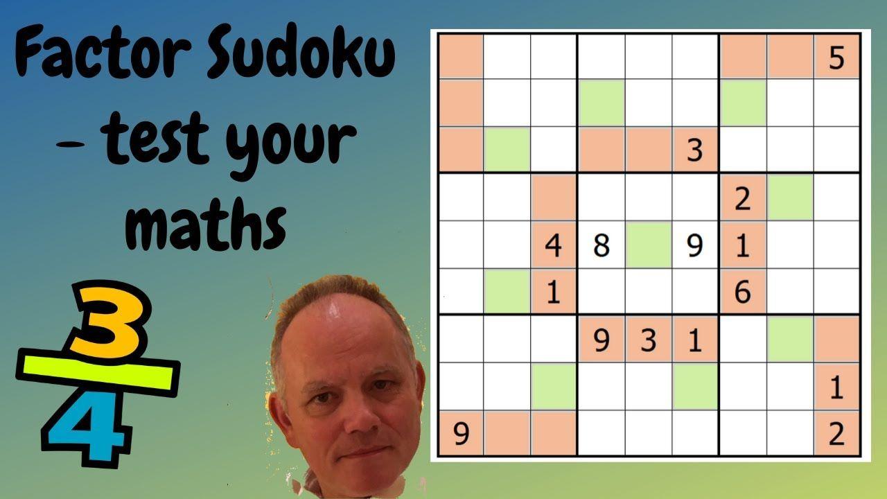 """Mental Arithmetic"" Sudoku Challenge in 2020 Sudoku"