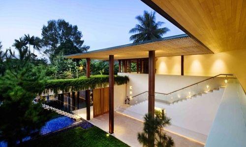 casas modernas piscinas