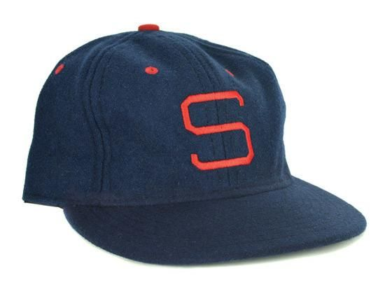 1952 San Diego Padres Fitted Cap by EBBETS FIELD FLANNELS ... 7c8a78083de