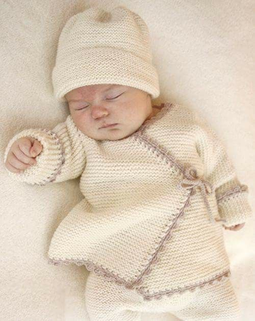 Pin de Olivia Chacón en Granny Square | Pinterest | Ropa de bebe ...